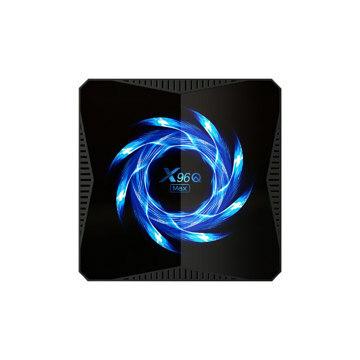 تصویر اندروید باکس Enybox مدل X96Q MAX